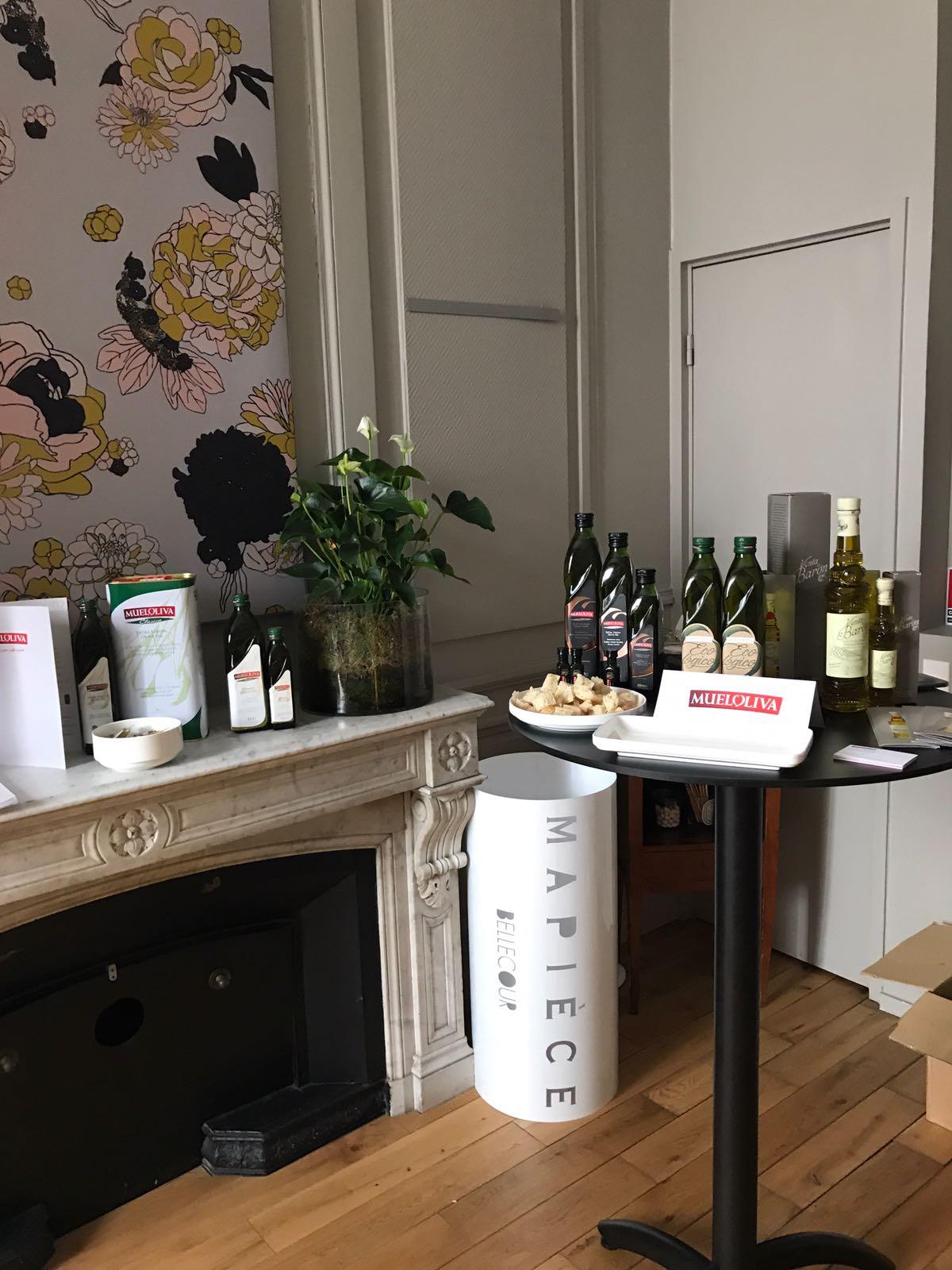 showroom MAPIÈCE france Espagne