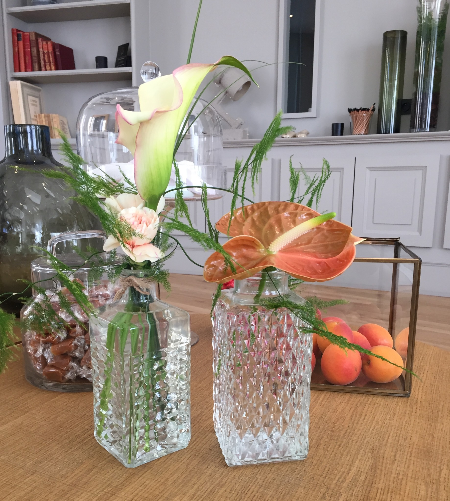 bohème fleurs