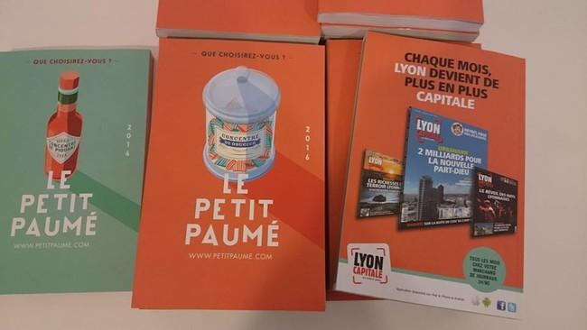 Petit Paumé 2016 47eme edition