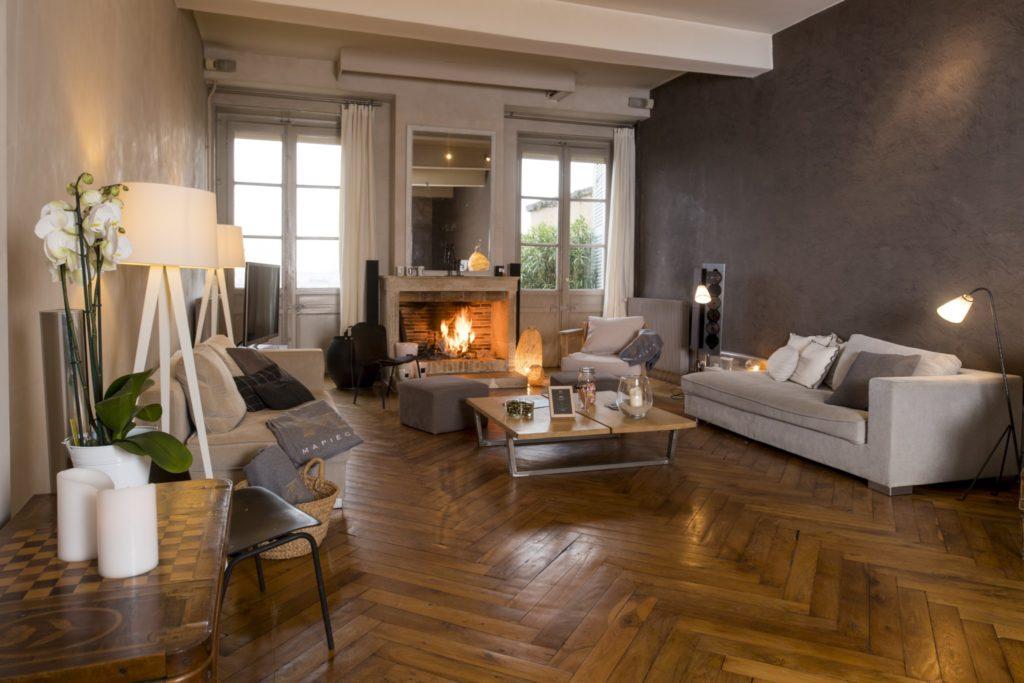 Maison Fontanières