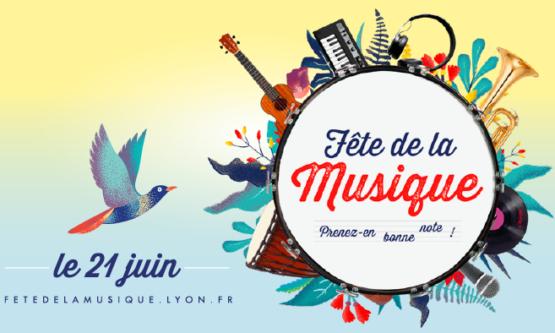 Fête de la musique 2018 Lyon