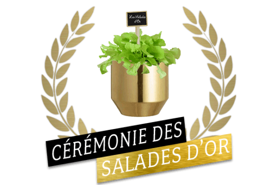 ceremonie Salades d'Or jury
