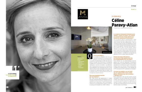 interview strategos magazine mapiece maisons d'hotes pour entreprises